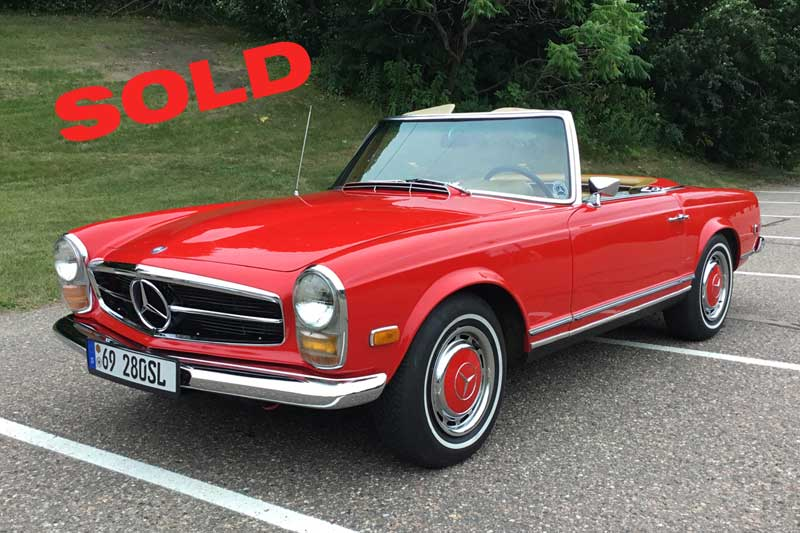 1969-280SL-For-Sale
