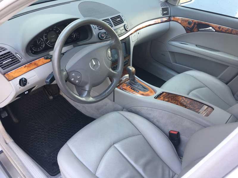 2006-Mercedes-E350-Wagon-Interior