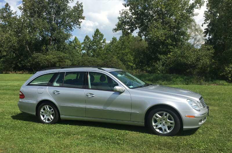 2006-Mercedes-E350-Wagon-For-Sale