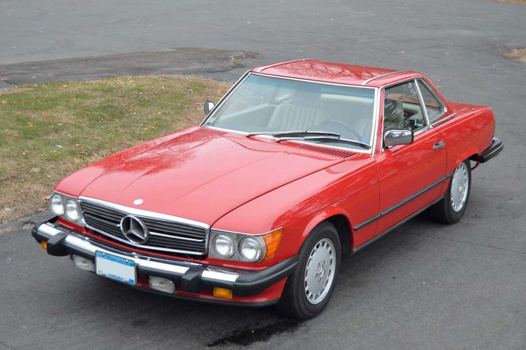 1987-Mercedes-560SL-For-Sale-Mercedes-Market-Featured-1