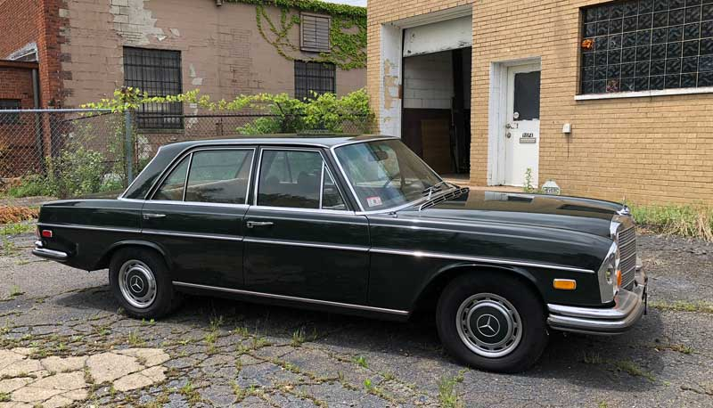 Mercedes-W108-280SEL-4.5-For-Sale