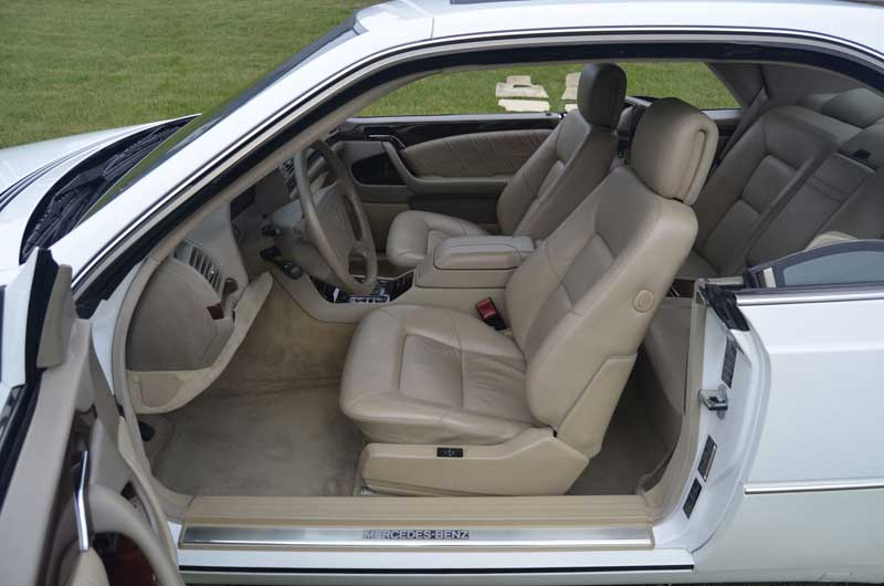 Mercedes-W140-C140-CL500-For-Sale-interior