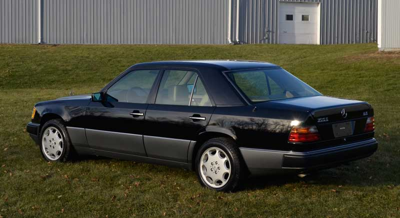 Mercedes-W124-300E-For-Sale-Tobin-Motor-Works