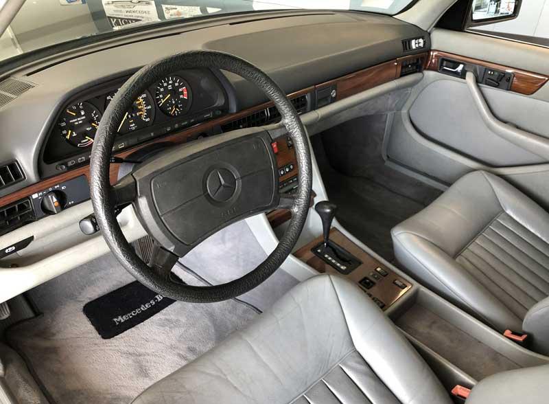 1987-Mercedes-W126-420-SEL-Tobin-Motor-Works