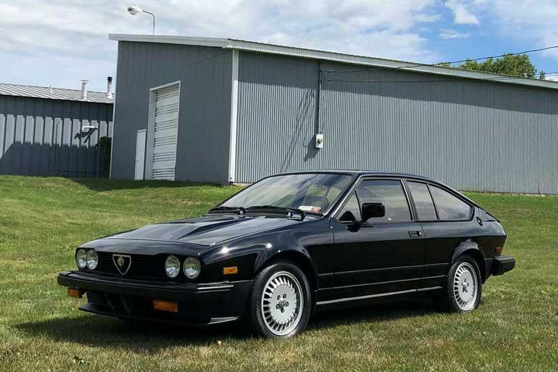 Alfa Romeo GT V6 For Sale