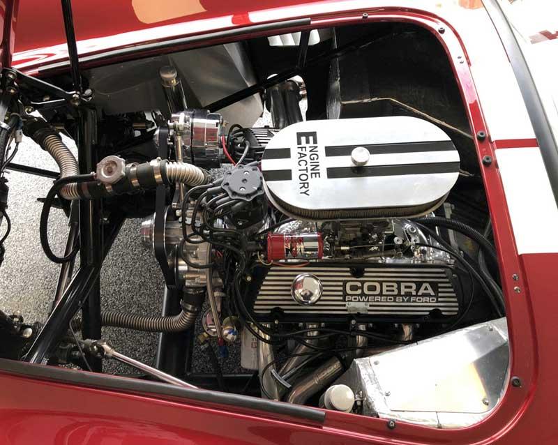 Factory-Five-Cobra-Replica-Fed-Ex-St.Jude-Medical-PGA-Build-For-Sale-Tobin-Motor-Works