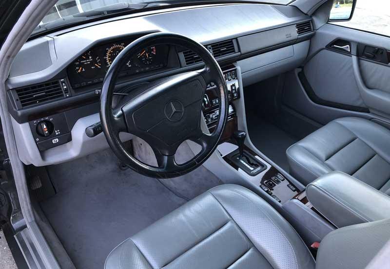 1992 Mercedes 500 E For Sale Tobin Motor Works