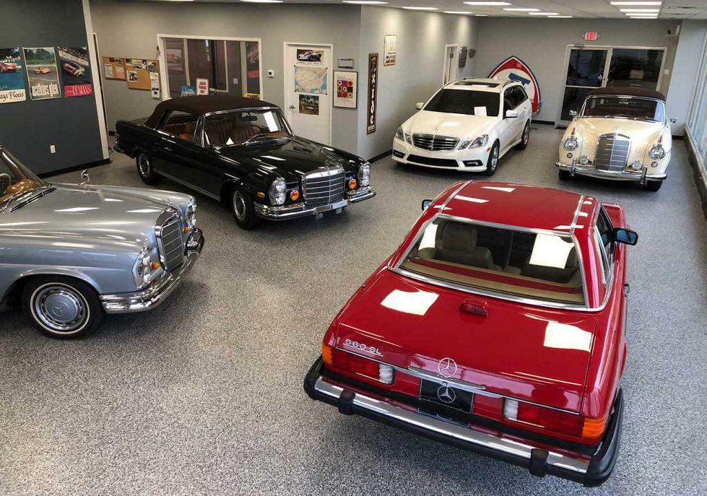 Tobin-Motor-Works-Dave Tobin-Horseheads-New-York-Classic-Mercedes