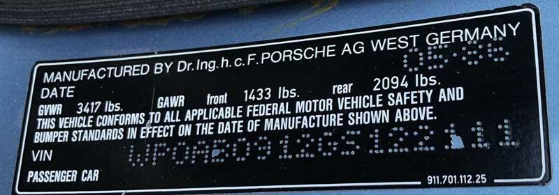 1986-Porsche-911-Coupe-Tobin-Motor-Works-Classic-Porsche-For-Sale