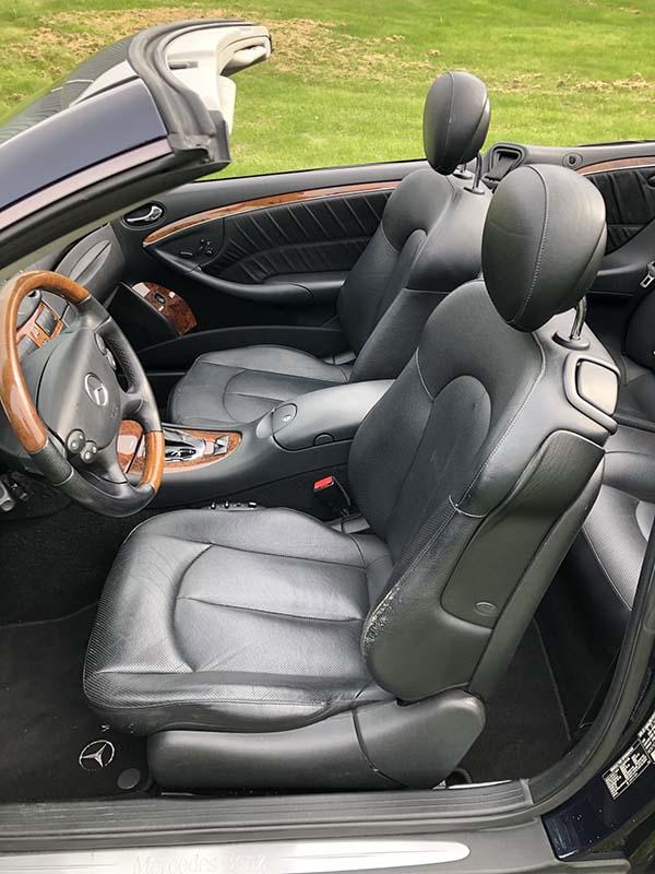 2006-Mercedes-CLK-500-Cabriolet-For-Sale-Tobin-Motor-Works-wheel