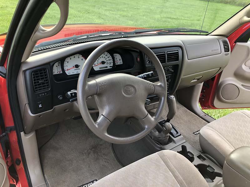 2003 Toyota Tacoma Extra Cab 4x4
