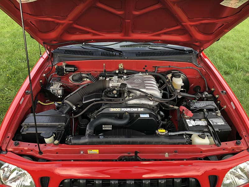 2003 Toyota Tacoma SR5 For Sale Tobin Motor Works