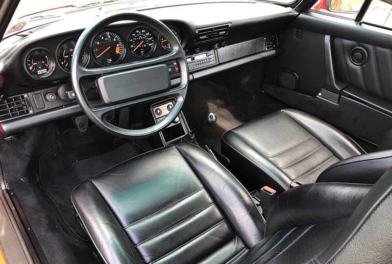 1987 Porsche 911 Carrera G50 Coupe For Sale Tobin Motor Works
