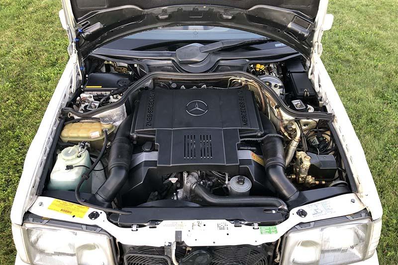 Mercedes E 420 For Sale Tobin Motor Works 5