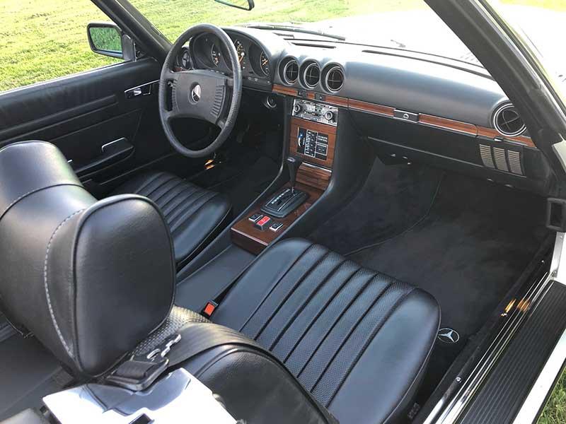 Mercedes 450 SL For Sale Tobin Motor Works